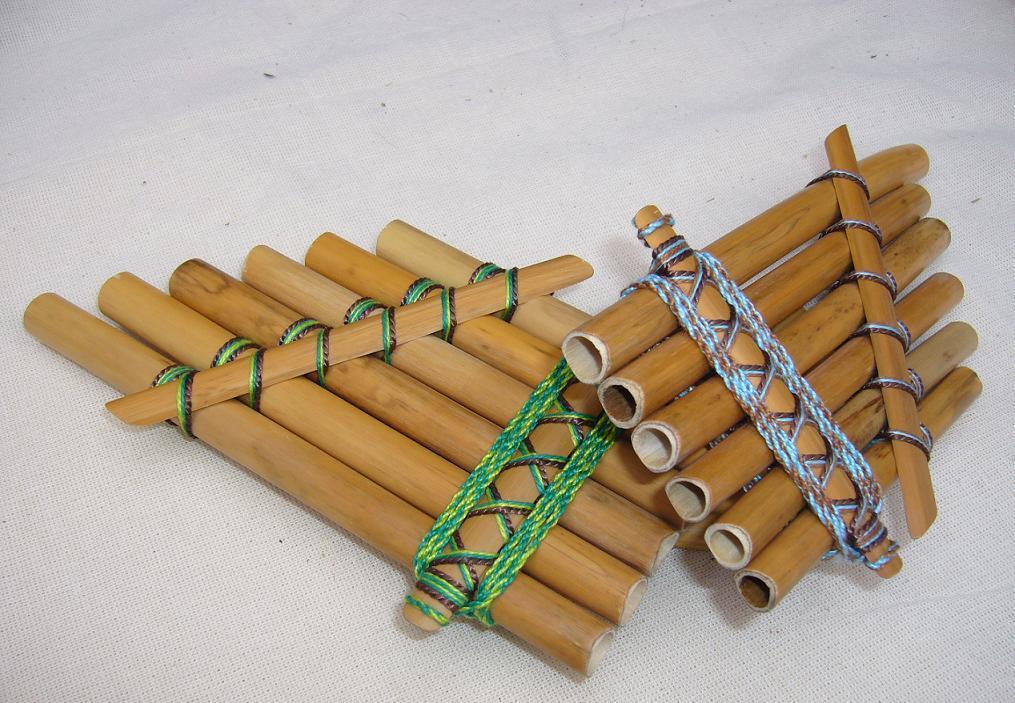 Как сделать бамбуковую флейту своими руками 82